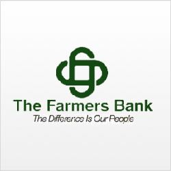 The Farmers Bank logo
