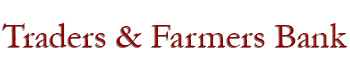 Traders & Farmers Bank logo