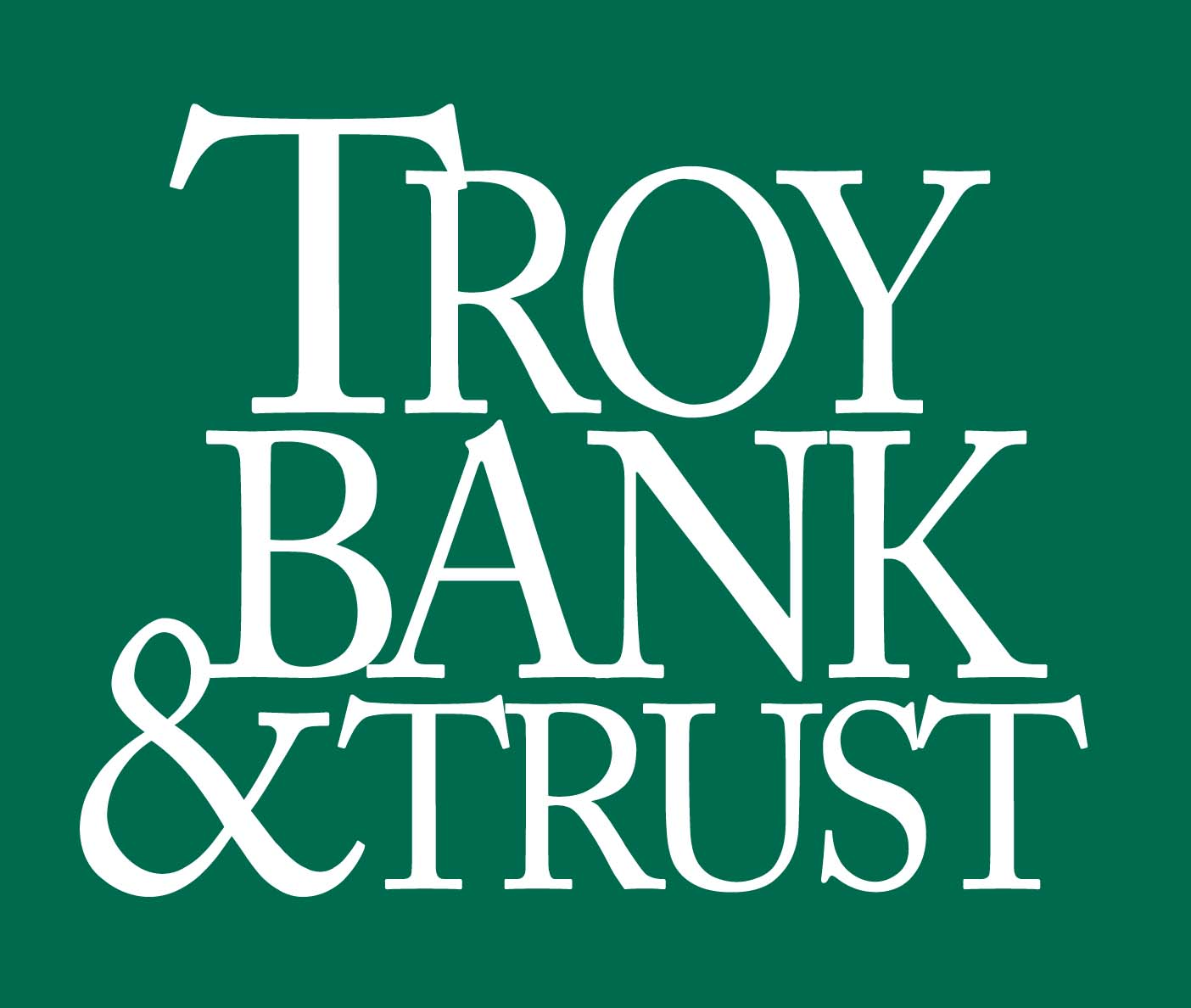 Image result for troy bank and trust logo""