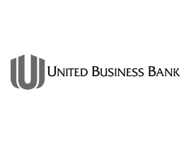 United Business Bank logo