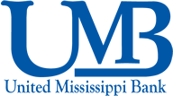 United Mississippi Bank logo