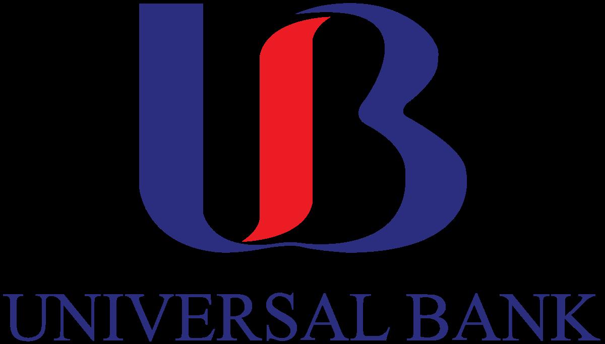 Universal Bank logo