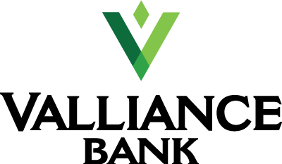 Valliance Bank logo