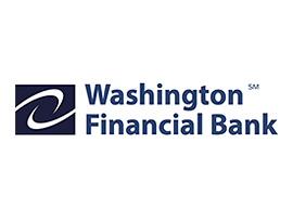 Washington Financial Bank logo