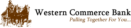 Western Commerce Bank logo
