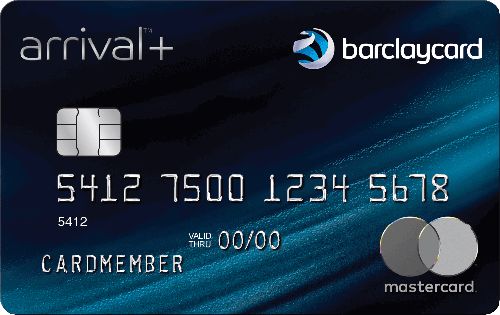 7 best travel credit cards 2018 get 50000 bonus miles barclaycard arrival plus world elite mastercard reheart Gallery