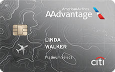 Citi AAdvantage Platinum Select World Elite Mastercard