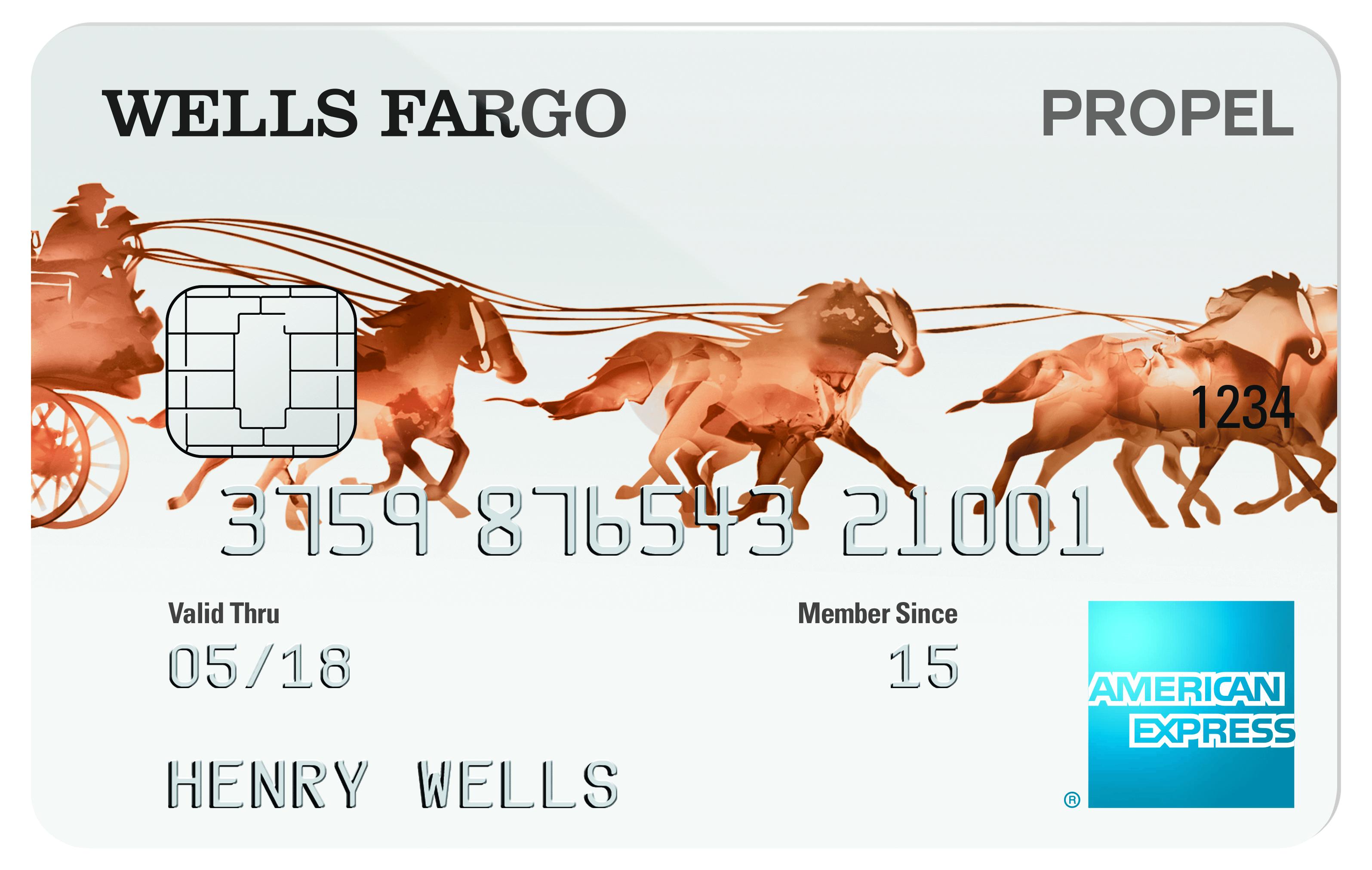 Wells Fargo Propel American Express® Card Review | SmartAsset.com