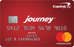 Journey Student Rewards from Capital One