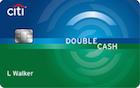 Citi Doublecash Card