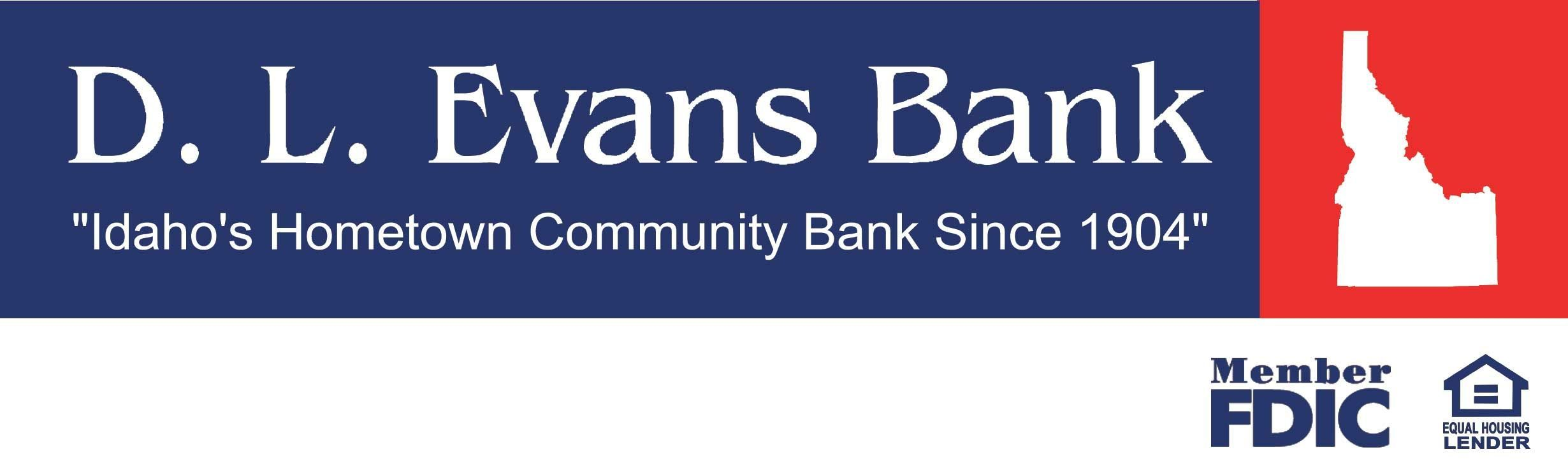 D.L. Evans Bank logo