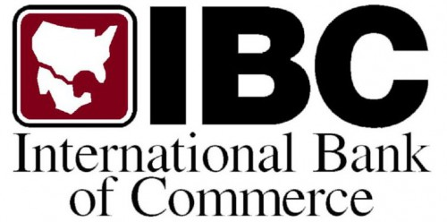 International Bank of Commerce (IBC) logo