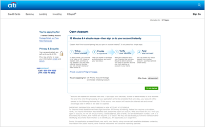 Citibank Account Online >> Citibank Review Smartasset Com