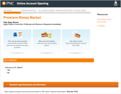 Whats The Process For Opening An Account With PNC Bank