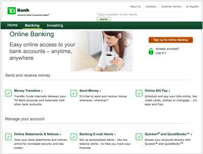 Td Bank Review Smartassetcom