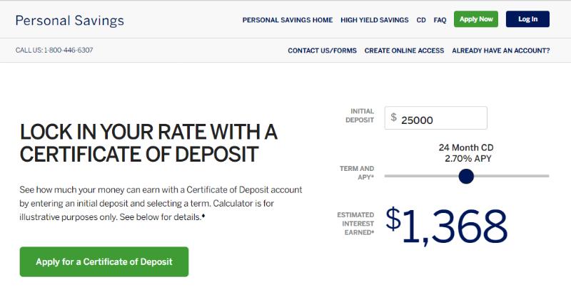 American Express Savings >> American Express Personal Savings Review Smartasset Com