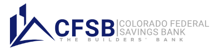 Colorado Federal Savings Bank logo