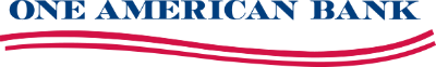 One American Bank logo
