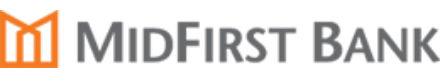 MidFirst Bank logo