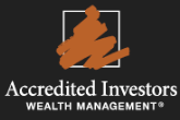 Accredited Investors Wealth Management logo