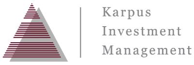 Karpus Investment Management logo