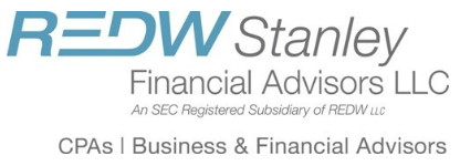 REDW Stanley Financial Advisors logo