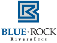 Blue Rock Riversedge logo