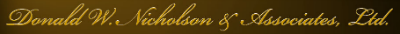 Donald W. Nicholson & Associates, LTD logo