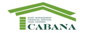 Cabana Asset Management logo