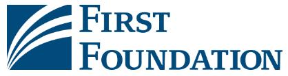 First Foundation Advisors logo