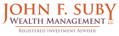 John F. Suby Wealth Management logo