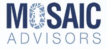 Mosaic Advisors logo