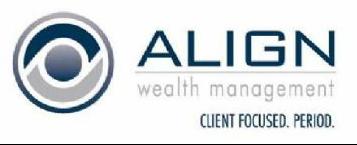 Align Wealth Management logo