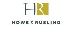 Howe and Rusling, Inc. logo