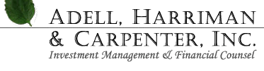 Adell Harriman & Carpenter logo