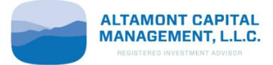 Altamont Capital Management logo