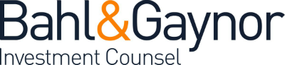 Bahl & Gaynor Investment Counsel