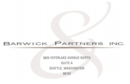 Barwick & Partners, Inc. logo