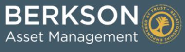 Berkson Asset Management, Inc. logo