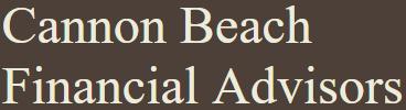 Cannon Beach Financial Advisors logo