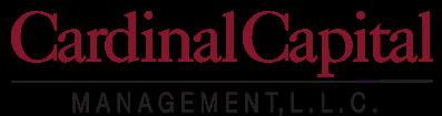 Cardinal Capital Management, L.L.C.