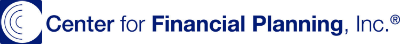 Center For Financial Planning, Inc. logo
