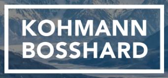 Kohmann Bosshard Financial Services, LLC logo