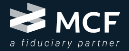 MCF Advisors, LLC logo