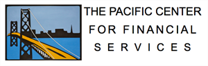 The Pacific Center for Financial Services logo