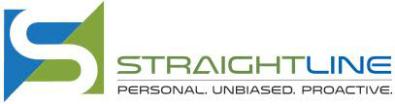 Straightline logo