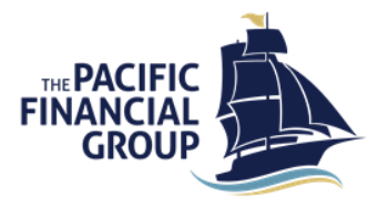 The Pacific Financial Group, Inc. logo