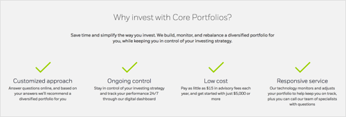 E-Trade Core Portfolios Review | SmartAsset com