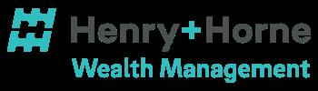 Henry + Horne Wealth Management logo