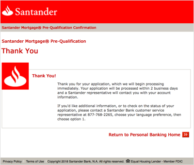 Santander Mortgage Review 2020 Smartasset Com